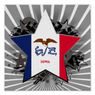 Iowa Star Posters
