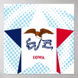 Iowa Star Poster