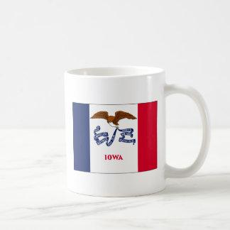 Iowa State Flag Coffee Mug