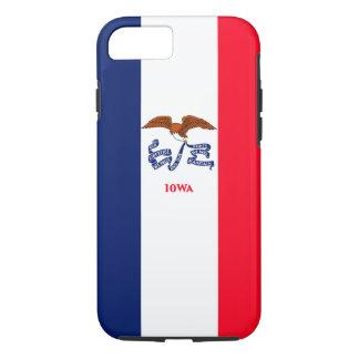 Iowa State Flag Design iPhone 8/7 Case