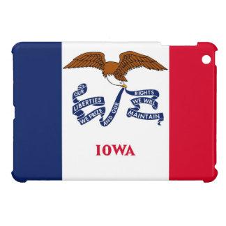 Iowa State Flag Case For The iPad Mini