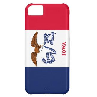Iowa State Flag iPhone 5C Cover