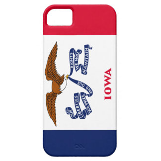 Iowa state flag iPhone SE/5/5s case