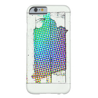 Iowa State multicolor Barely There iPhone 6 Case