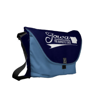 Iowa State of Mine Courier Bag