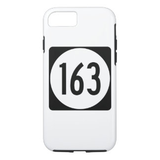 Iowa State Route 163 iPhone 8/7 Case