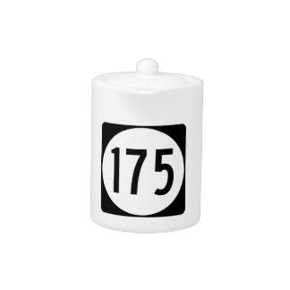 Iowa State Route 175 Teapot