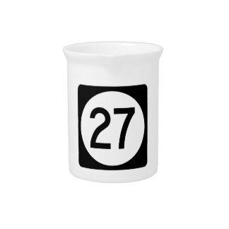 Iowa State Route 27 Pitcher