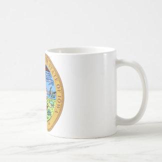 Iowa State Seal Coffee Mug