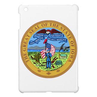 Iowa State Seal iPad Mini Cover