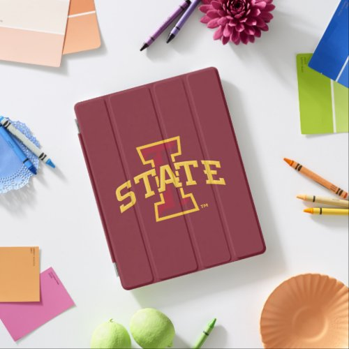 Iowa State University | Iowa State Arched Logo iPad Smart Cover