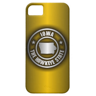 """Iowa Steel"" iPhone 5 Cases (G)"