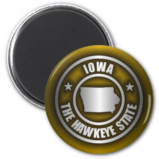 """Iowa Steel"" Magnets (G)"