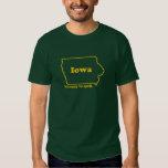 iowa tee shirt