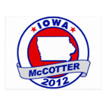 Iowa Thad McCotter Postcards