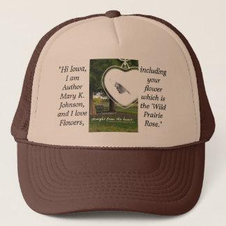 'Iowa' Trucker Hat