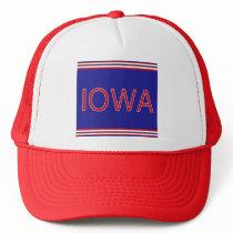 Iowa Trucker Hat