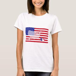 Iowa, USA T-Shirt