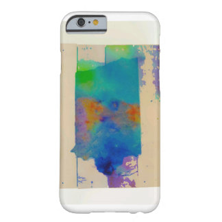 Iowa watercolor barely there iPhone 6 case