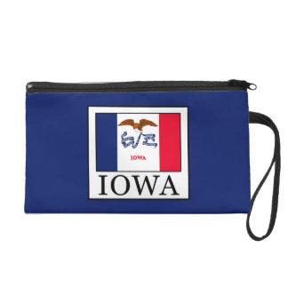 Iowa Wristlet Purse