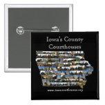 iowacountiesblack, los tribunales del condado de I Pins