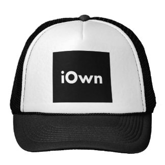 iOwn Gorras De Camionero