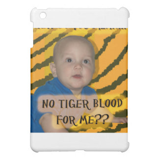 IP 5 tiger blood Cover For The iPad Mini