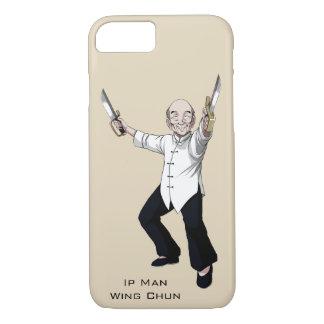 IP Man Wing Chun Funda Iphone 7 iPhone 8/7 Case