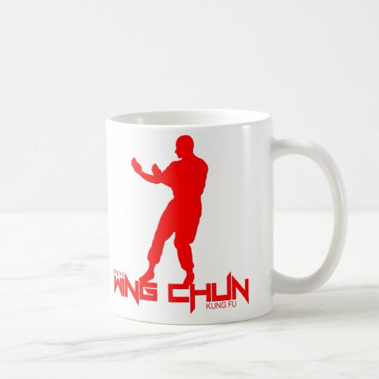 "Ip Man - Wing Chun ""Kung Fu"" Coffee Mug"