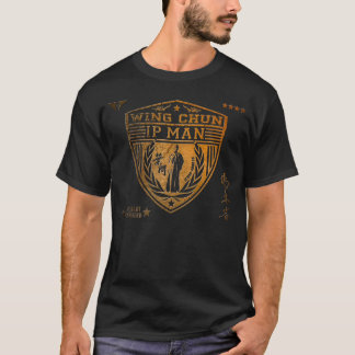 Ip Man's Wing Chun Rules of Conduct T-Shirt