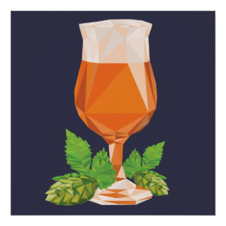 IPA (India Pale Ale) Poster