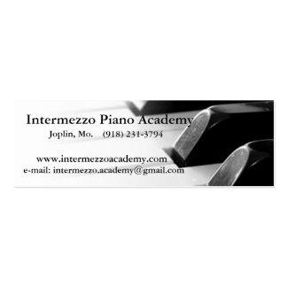 IPA MINI BUSINESS CARD