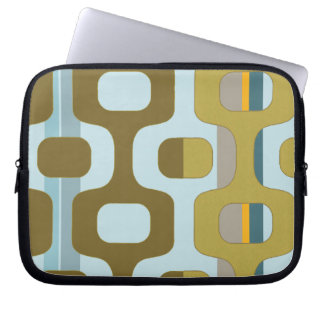Ipa sidewalk with stripes laptop sleeve