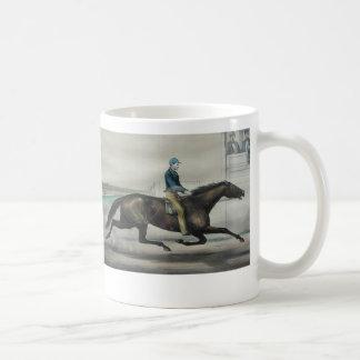 iPace Classic White Coffee Mug