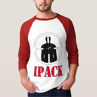 iPack CCW Concealed Carry Gun Permit Tshirt Tee