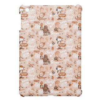iPad1 - Frenchy romance Case For The iPad Mini