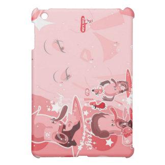 iPad2-Frenchy romance iPad Mini Cases