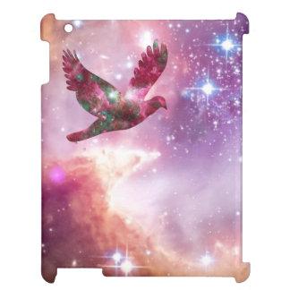 iPad 2/3/4 Case Dove Flying Through Space iPad Cases