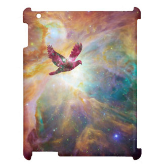 iPad 2/3/4 Case Dove Flying Through Space iPad Covers