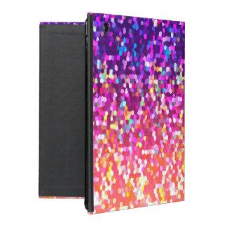 iPad 2/3/4 Case Glitter Graphic