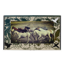 iPad 2/3/4 Case No Kickstand WILD HORSES OF UTAH