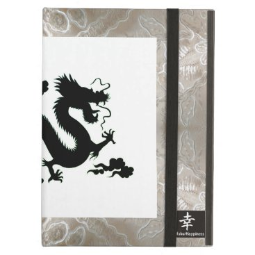 IPad 2/3/4 Case with No Kickstand WITH DRAGON