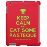 [Chef hat] keep calm and eat some pasteque  iPad 2/3/4 Cases