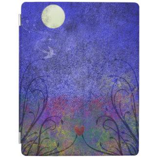 iPad 2/3/4 Cover - Crush Me Night Heart iPad Cover