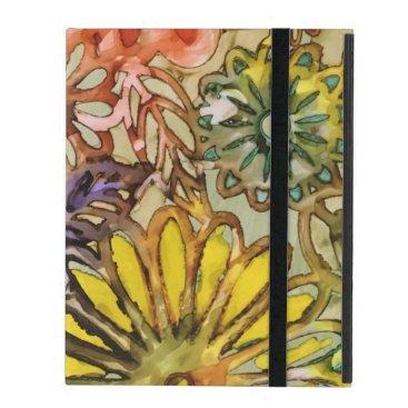 Ipad 2/3/4 Flower Power Case