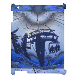 Ipad/2/3/4/mini/air, lift chair graphics cover for the iPad 2 3 4