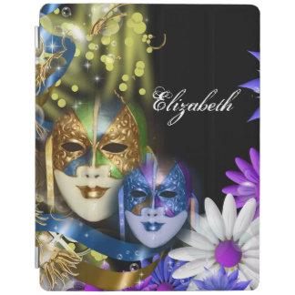 iPad 2/3/4 Venetian masquerade quinceanera masks iPad Smart Cover