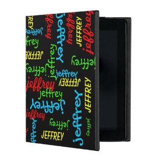 iPad 2, 3, caso en folio 4, repitiendo nombres