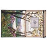 iPad 2 3 del vitral de Tiffany caso de 4 DODO iPad Carcasa