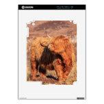 iPad 2 de la vaca de la montaña (Wi-Fi/Wi-Fi + 3G) iPad 2 Calcomanías
